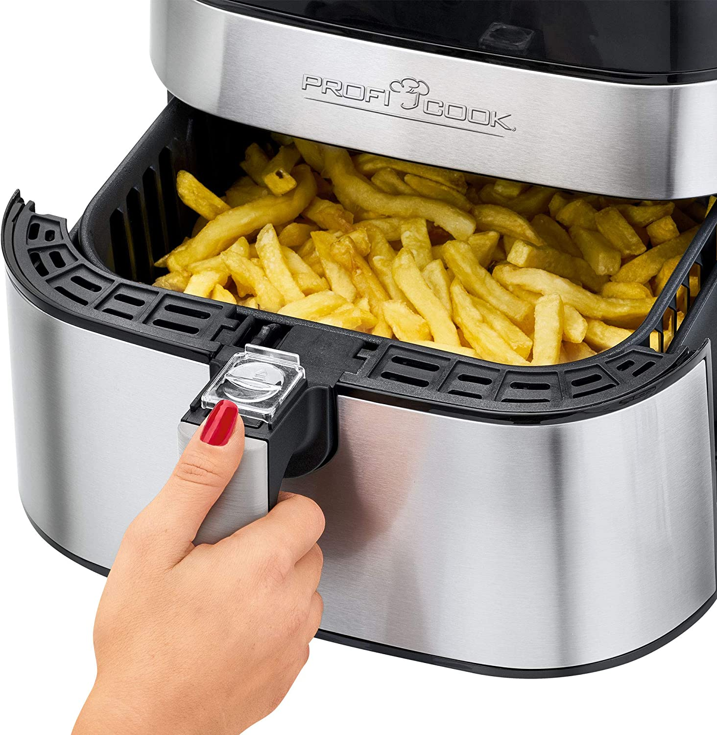 Princess taux frites Air Chaud Fritteusen Recirculation Friteuse frire sans graisse