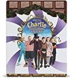 チャーリーとチョコレート工場 ブルーレイ スチールブック仕様(数量限定生産) [Blu-ray]