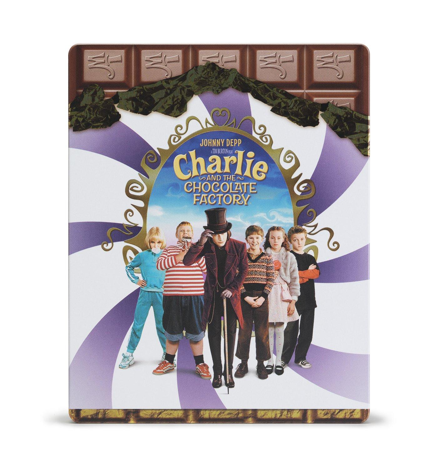 工場 考察 チャーリー と チョコレート