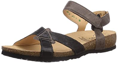 17d84839ad8b Think Women s JULIA Fashion Sandals Black Schwarz (SZ KOMBI 09) Size  6.5