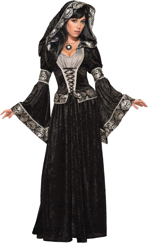 Forum Novelties 79011 oscuro disfraz de hechicera, Reino Unido ...