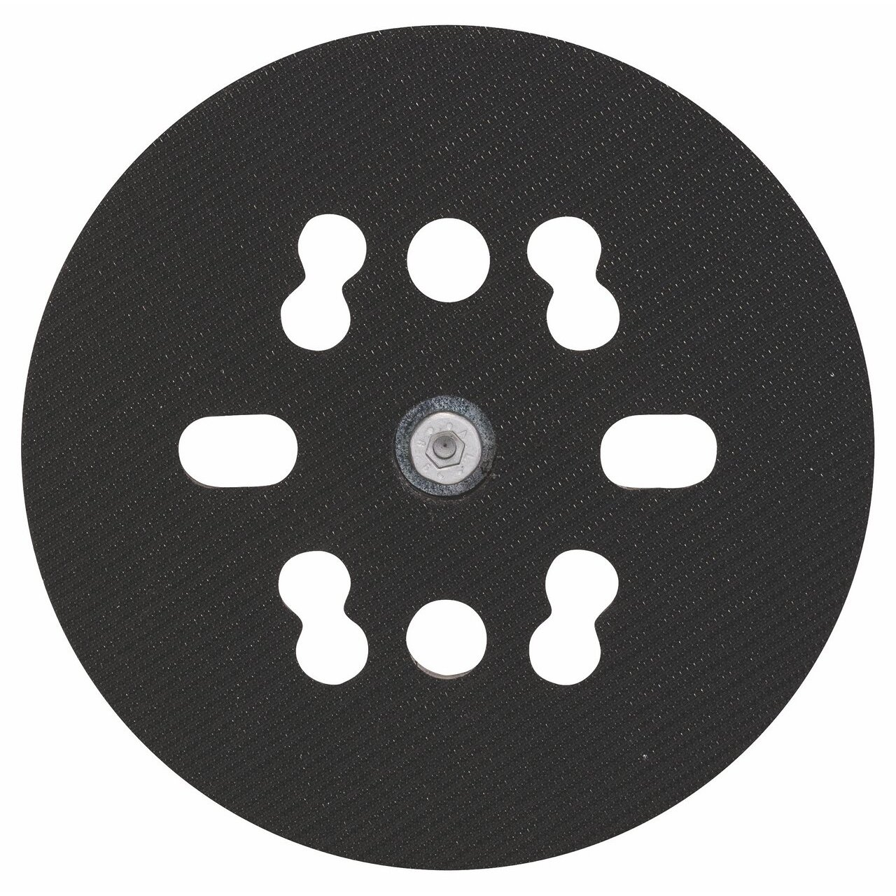 Medium Black Bosch 3608601006 Grinding Plate for GEX 150 ACE 150 mm