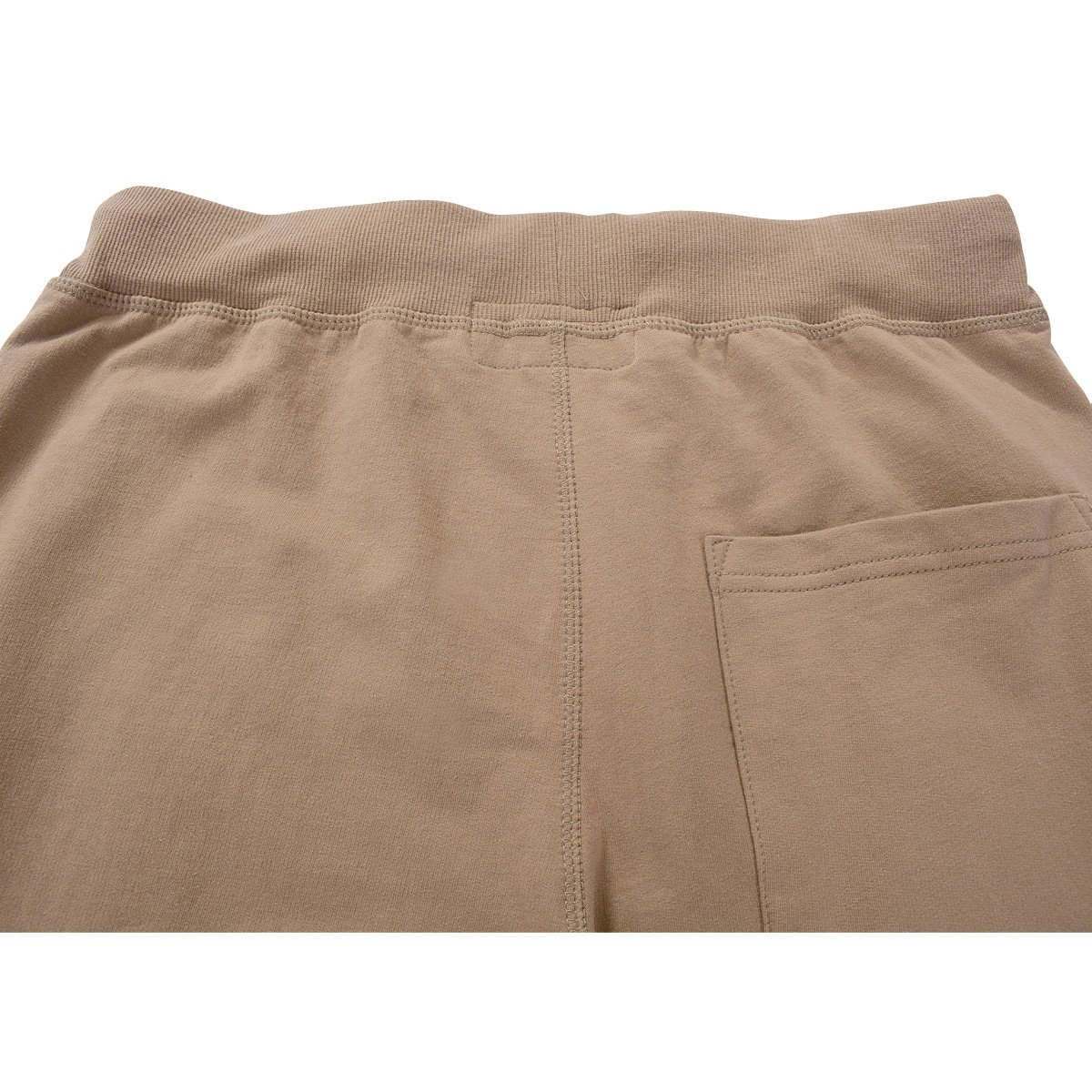 Amy Coulee Men's Cotton Casual Short with Pockets (S, Brown) by Amy Coulee (Image #5)