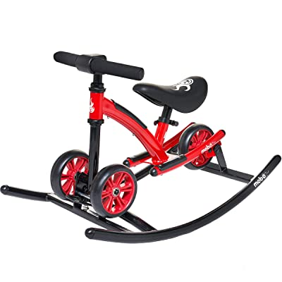 Mobo Wobo 2-in-1 Baby Balance Bike & Rocking Horse Ride On: Toys & Games