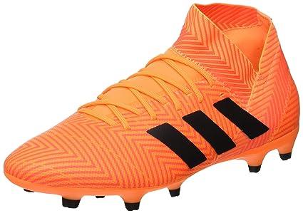 61d90694f Amazon.com: adidas Nemeziz 18.3 Firm Ground Mens Football Boots ...