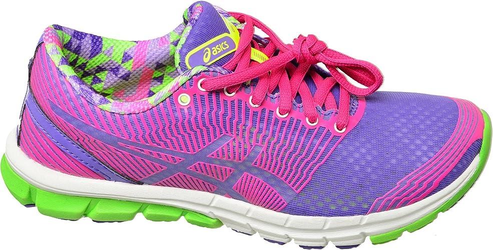 Asics Zapatillas Deportivas Running Gel Lyte 33 3 Morado/Fucsia EU 42 (US 10): Amazon.es: Zapatos y complementos