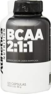 Bcaa Pro Series - 120 Cápsulas - Atlhetica Nutrition, Athletica Nutrition