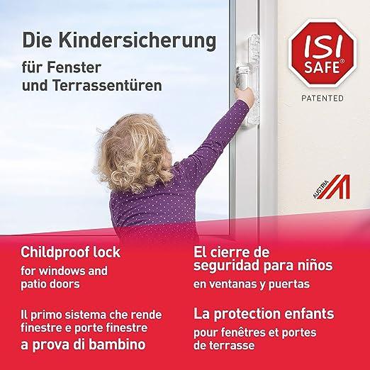 Fenster kindersicherung