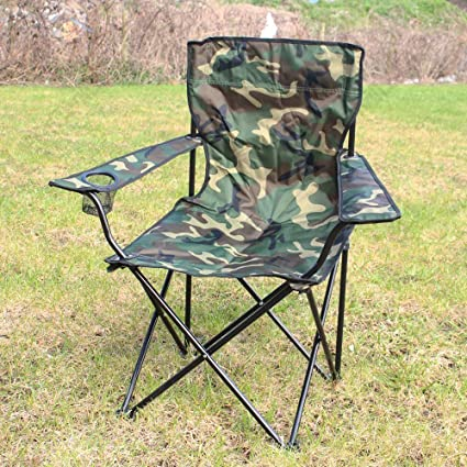 Stupendous Amazon Com Mil Tec Outdoor Camping Chair Woodland Camo Pdpeps Interior Chair Design Pdpepsorg