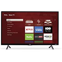 "TCL 32S305-MX Roku - Smart TV HD 32"", Wi-Fi Doble Banda, 3 x HDMI, 1 x USB 2.0, 1 Salida Audio Digital Óptico"