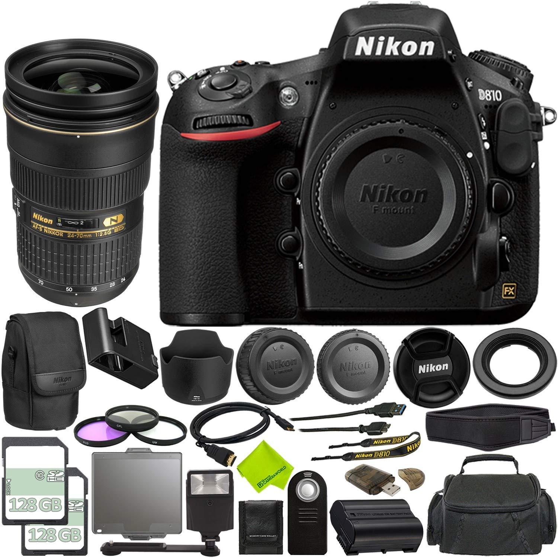 Amazon.com: Nikon D810 - Cámara réflex digital (solo para ...