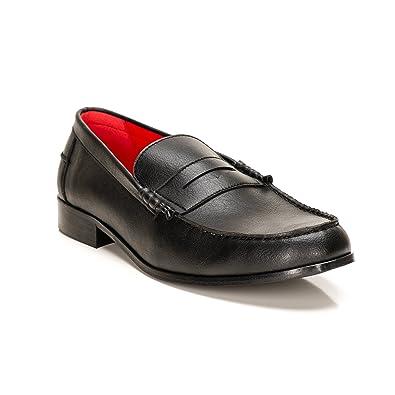 2da164e58c will s Vegan City Loafers (13 M (US)) Black