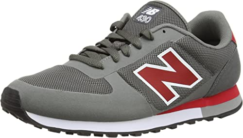 New Balance U430 Lifestyle - Zapatillas de Deporte para Adultos Unisex, Color Gris, Talla 40: Amazon.es: Zapatos y complementos