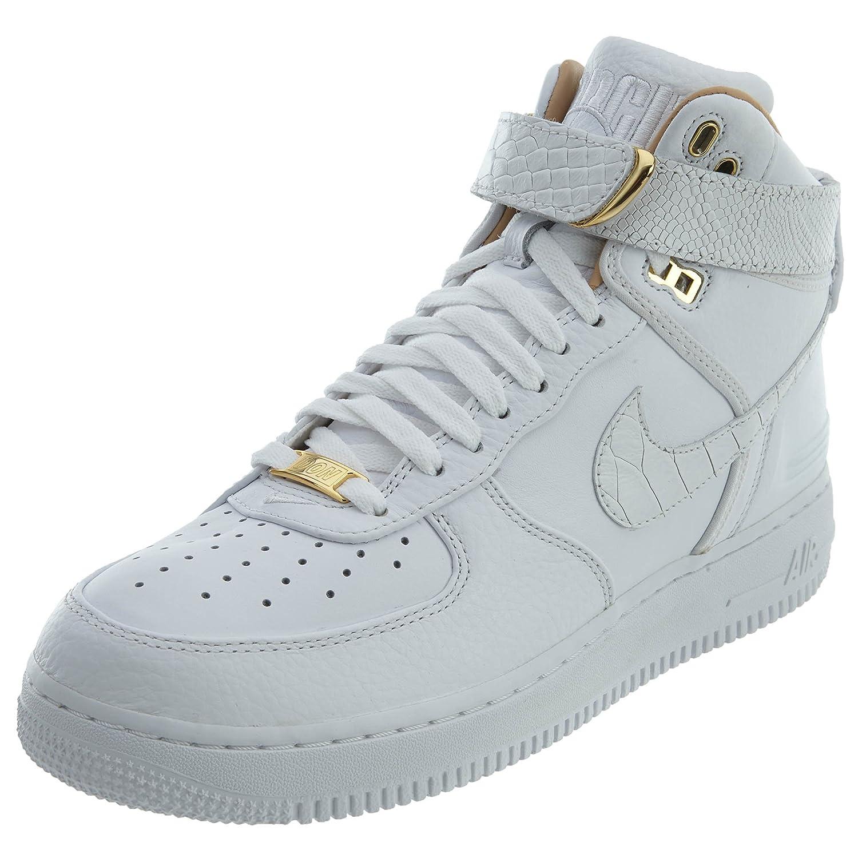 Nike Air Force 1 Hi Just Don 'Just Don' - AO1074-100 - Weiß, Weiß-Weiß