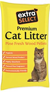 RSPCA Non-Clumping Wood Pellet Cat Litter, 30 Litre: Amazon.co.uk ...
