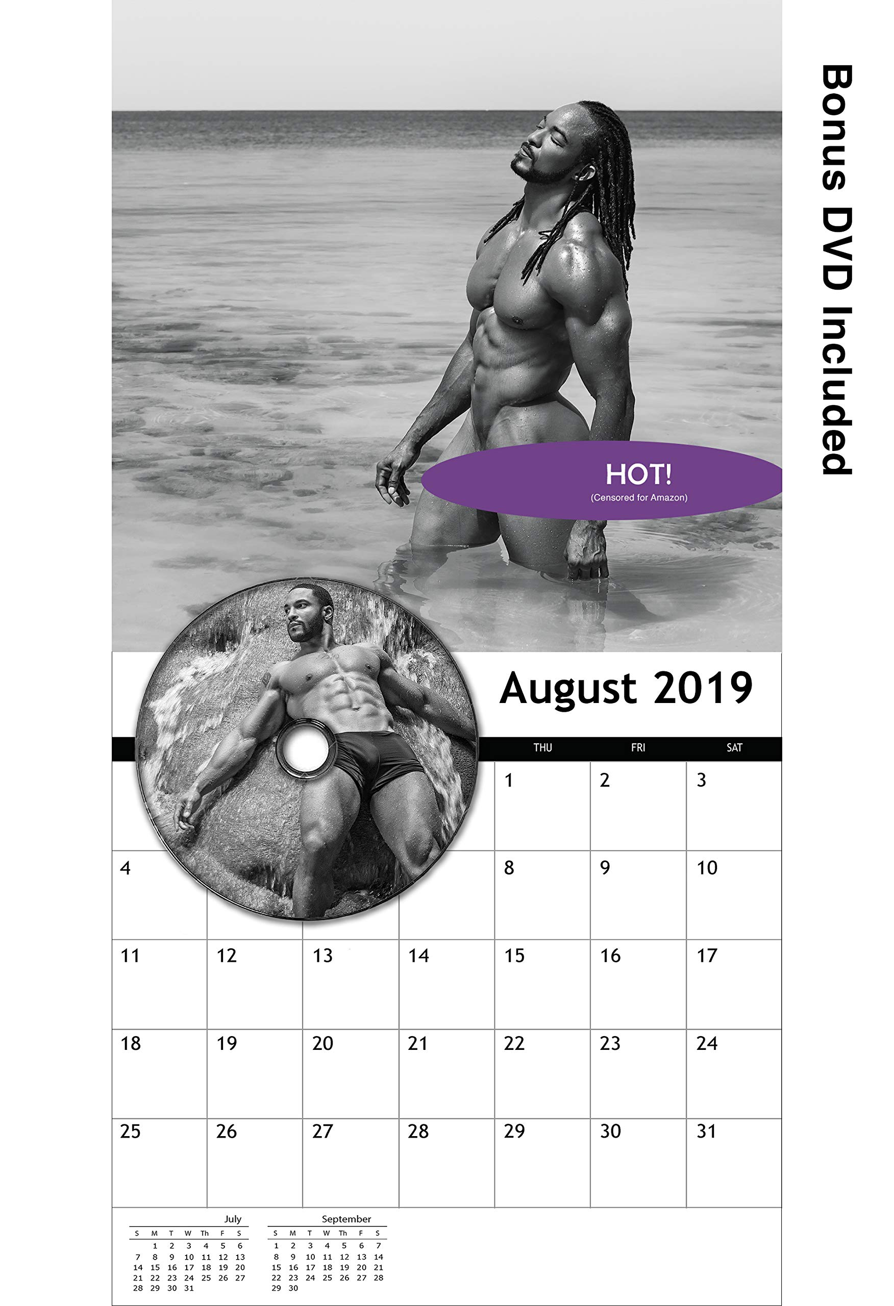 Seems nude chippendales calendar will
