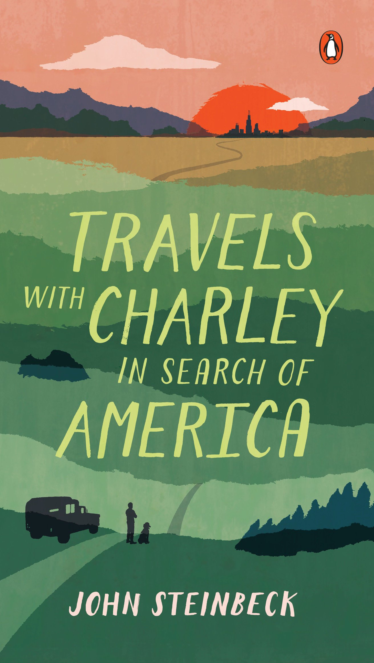 Travels with Charley in Search of America: Steinbeck, John: 7425750239235:  Amazon.com: Books