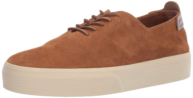Brown Frye Mens Beacon Low Lace Sneaker