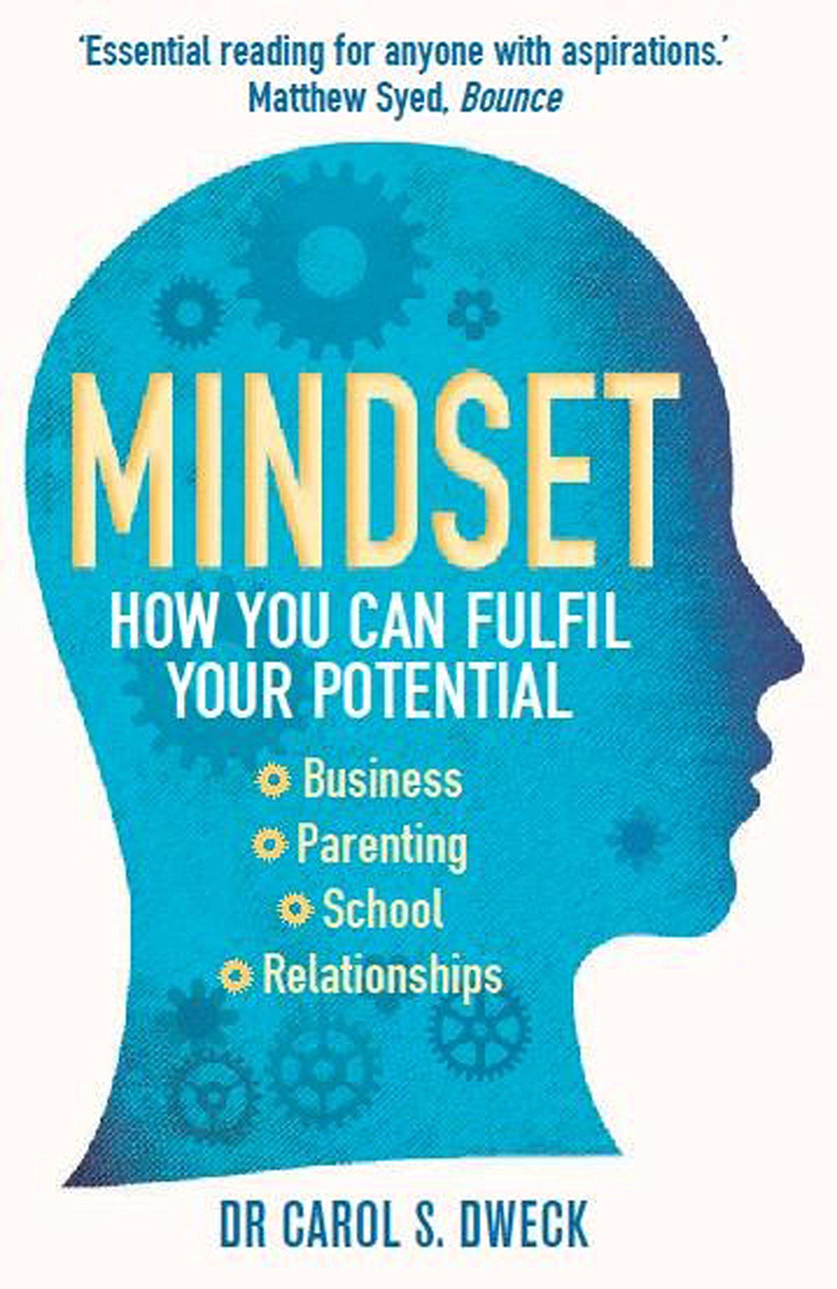 Carol dweck mindset book