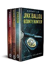 Jinx Ballou Bounty Hunter Collection: Books 1-3 Kindle Edition