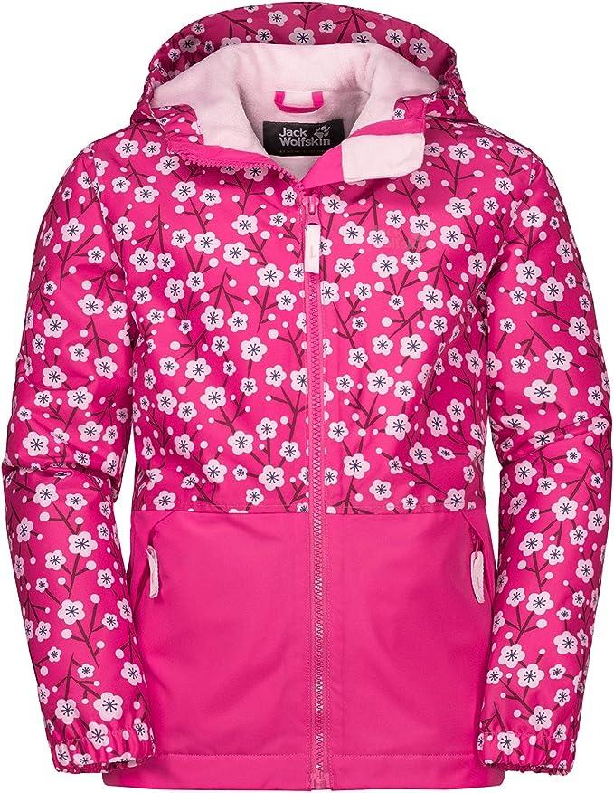 Jack Wolfskin Kid's Snowy Days Print Jacket Winterjacke
