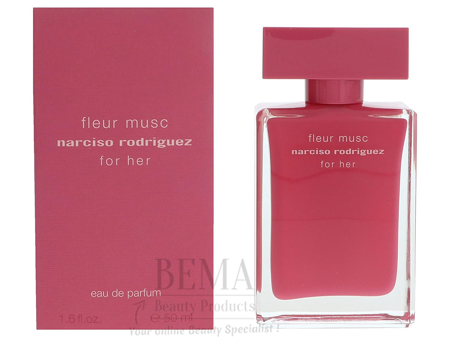 Narciso Rodriguez Fleur Musc For Her Eau De Profumo Spray - 100 ml R-S3-303-B1