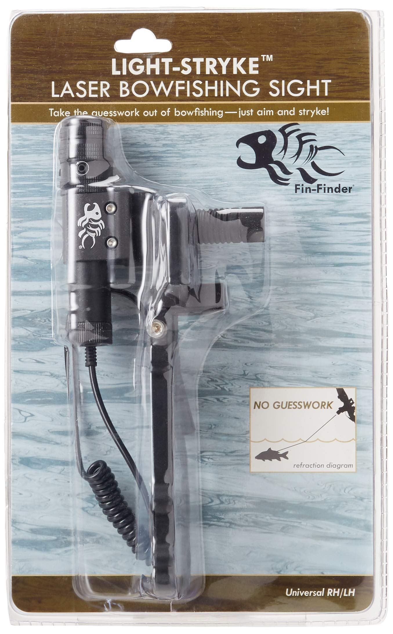 October Mountain Products OMP LightStryke Laser Bowfish Sight