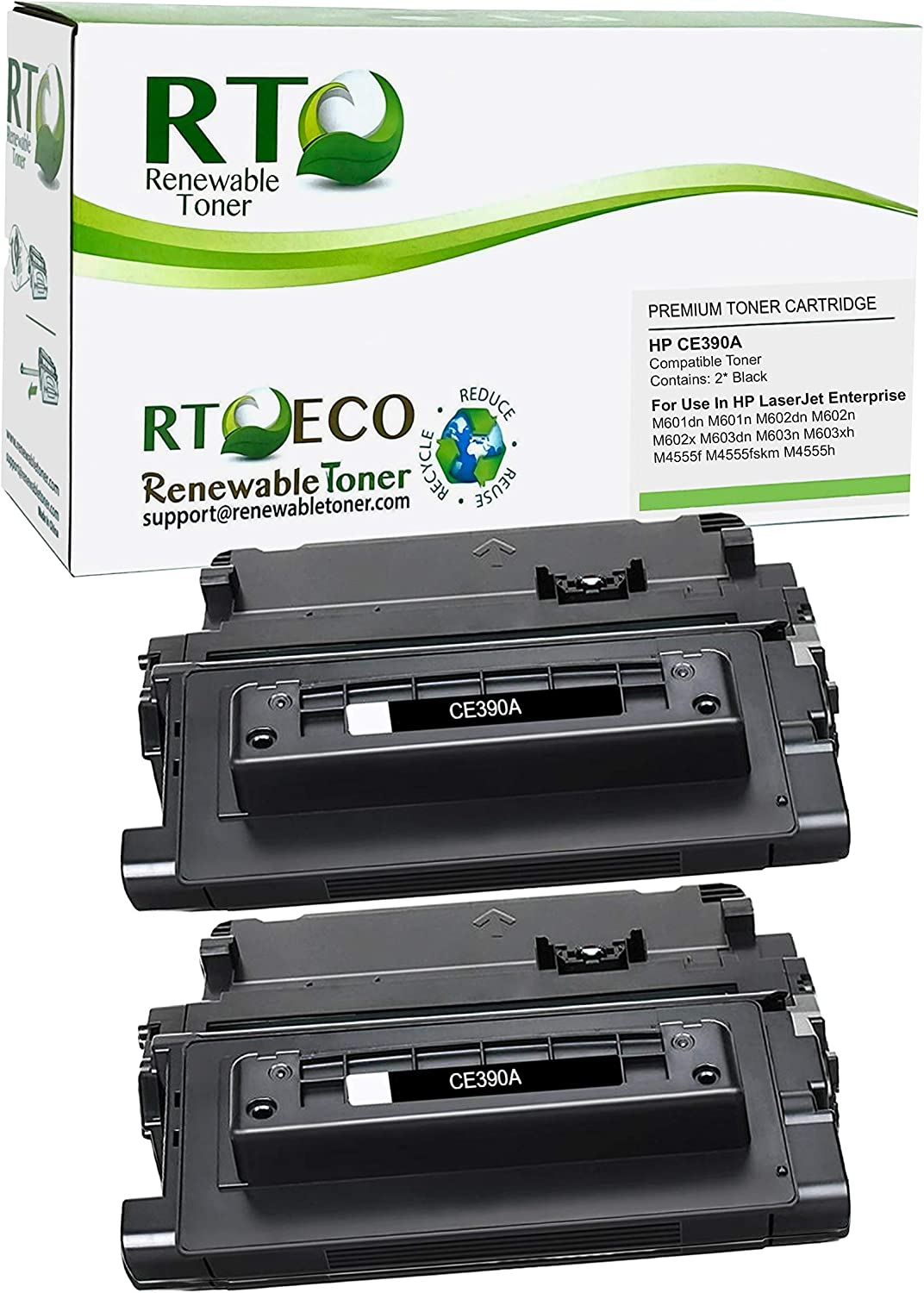 10000 Page Yield. M605 M606 Laser Printers United States Toner Brand MICR Check Printing Toner Cartridge for use in M604 81A MICR 2-Pack