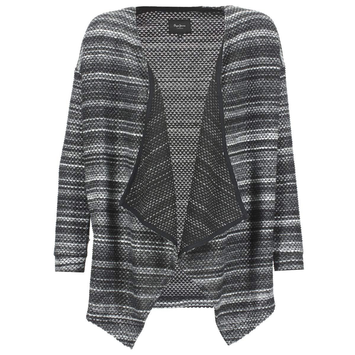 TALLA 40 (Talla del fabricante: Medium). Pepe Jeans Nurias Sudadera para Mujer