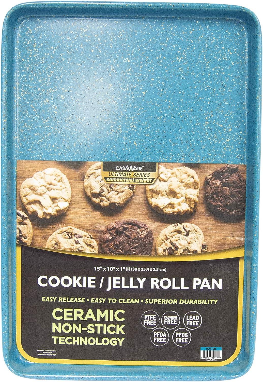 Amazon.com: CasaWare Ultimate Series - Molde para galletas ...