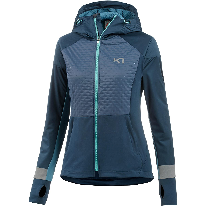 23d6e490 Kari Traa Tove Jacket Blue Size M 2017 Winter Jacket: Amazon.co.uk: Clothing