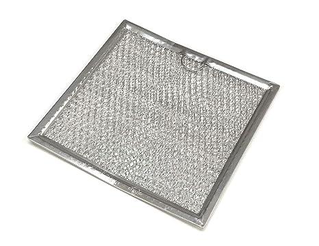 Amazon.com: Filtro de grasa para microondas Samsung OEM con ...