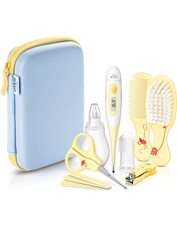 Philips Avent Trousse de premiers soins pour bébé - 8 Accessoires fe24b448387