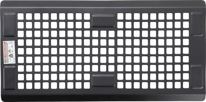 BGS 9895 mit 18 Haken max Tragf/ähigkeit 6 kg Schl/üssel f/ür Schraubendreher Magnet-Halter Werkzeuglochwand