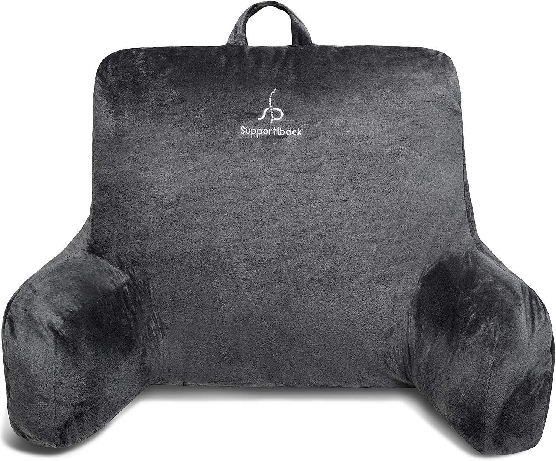 Almohada diseñada por doctores y con súper relleno para una postura cómoda, de Apoyo y...