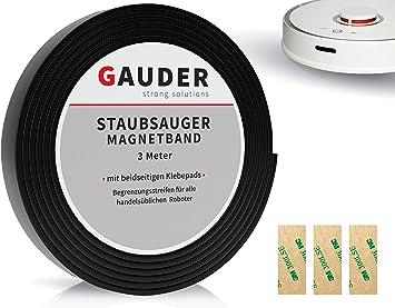 GAUDER Cinta Magnética Robot Aspirador Nueva Version | Para Neato ...