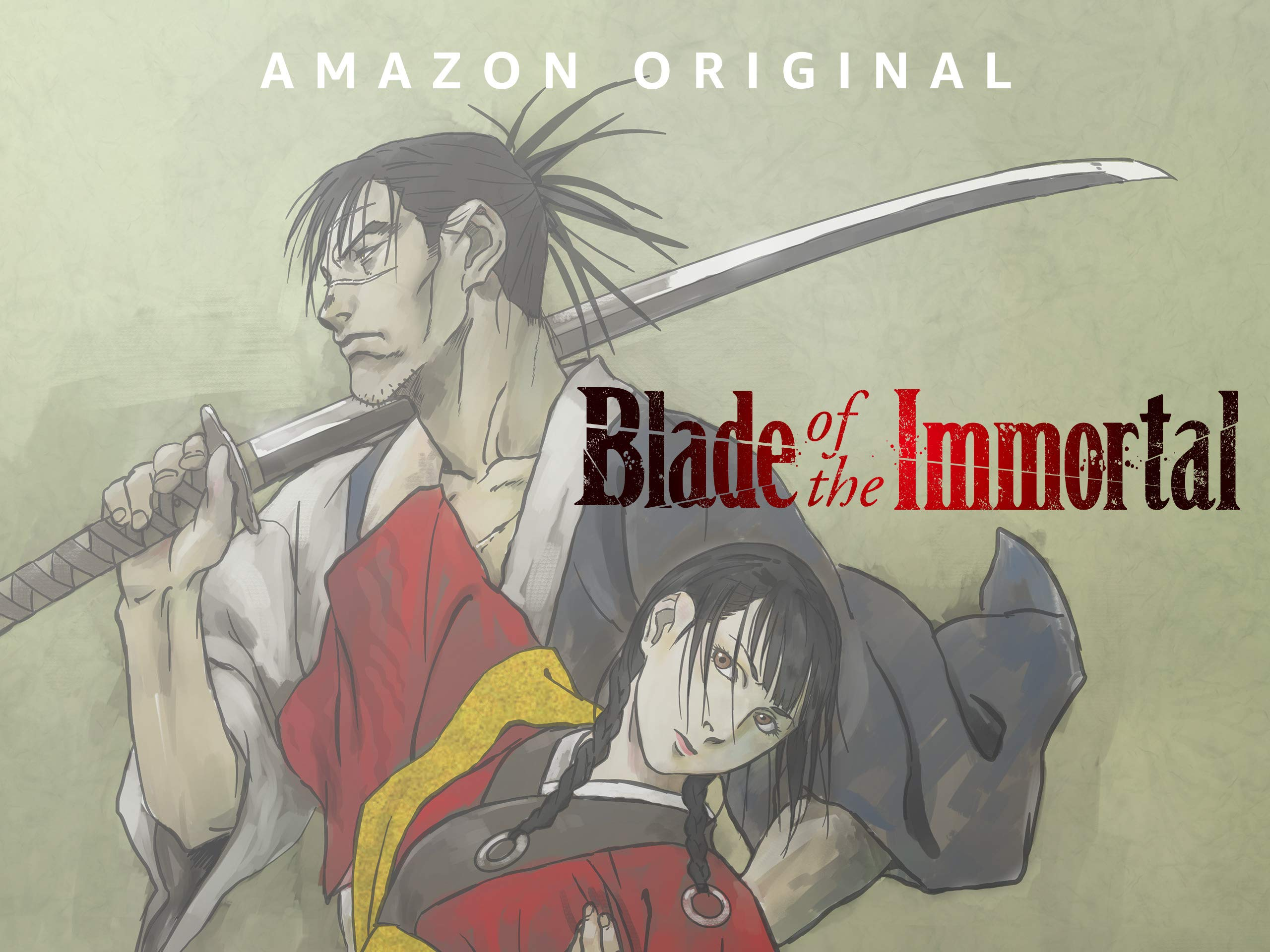 Amazon Com Watch Blade Of The Immortal Prime Video