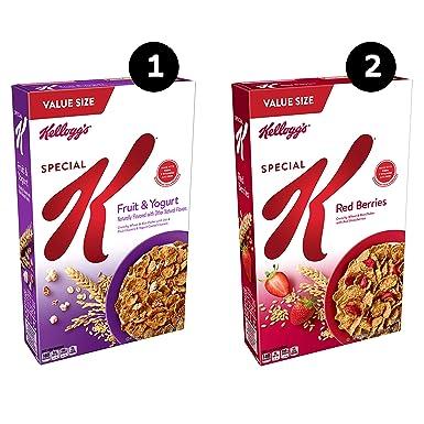 Kelloggs Special K - Cereal de desayuno: Amazon.com ...