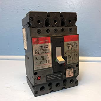 GE 30AMP 3 POLE CIRCUIT BREAKER SELA36AT0030