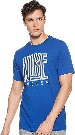 NIKE - Camiseta Deportiva para Hombre: Amazon.es: Ropa y accesorios