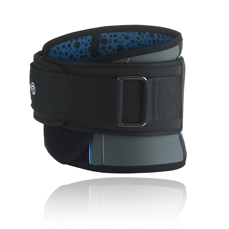 Rehband 7792 - Protector dorsal para hombre para deportes de fuerza
