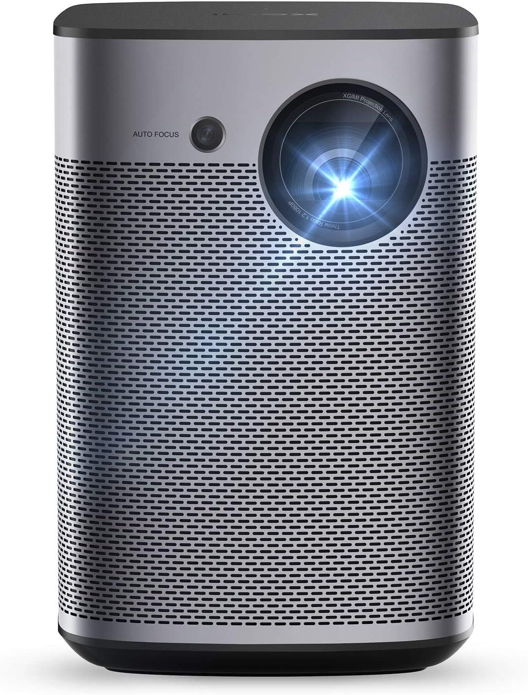 Projecteur XGIMI Halo Android TV 1080P Full HD Mini projecteur intelligent 3D...
