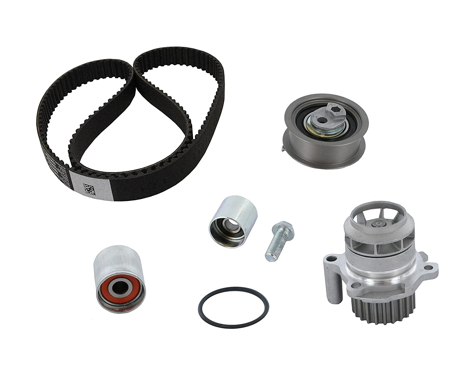 ContiTech CK334LK1 Engine Timing Belt Kit with Water Pump