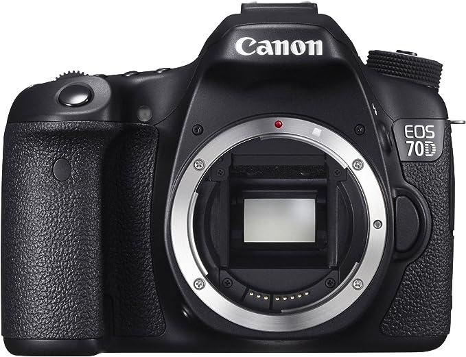 Canon Eos 70d Body Elektronik