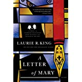 A Letter of Mary: A Novel of Suspense Featuring Mary Russell and Sherlock Holmes (A Mary Russell Mystery, 3)