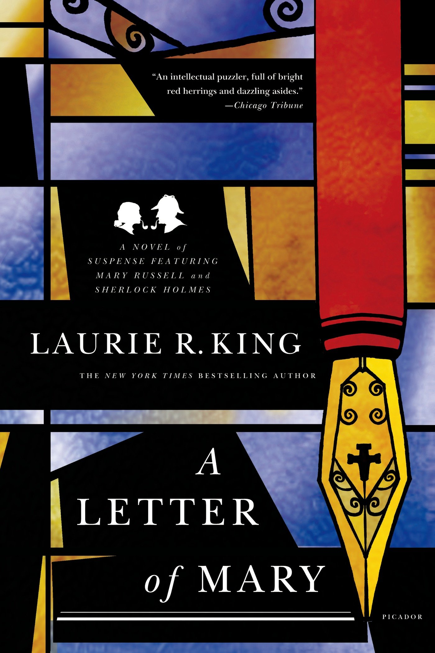 Download A Letter of Mary: A Novel of Suspense Featuring Mary Russell and Sherlock Holmes (A Mary Russell Mystery) ebook