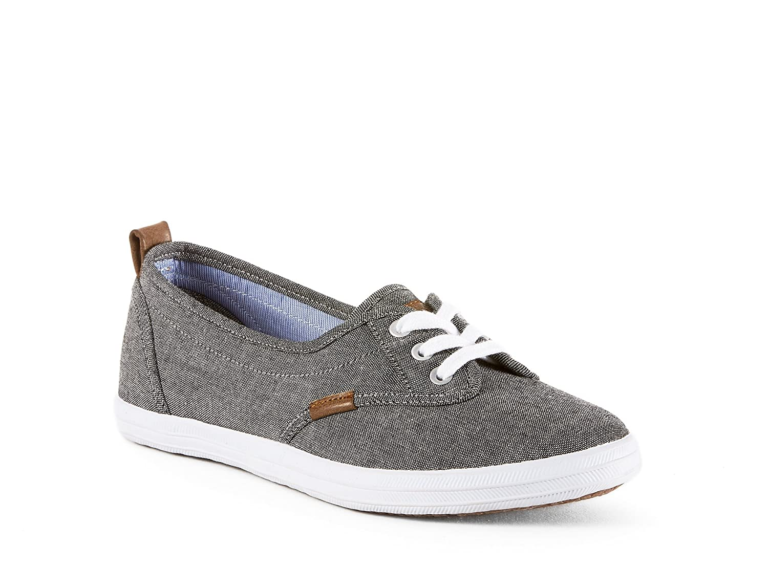 Jammers Womens Low Cut Skateboarding Style Shoes - Casual & Comfortable - Trendy Fashion Sneakers Made from Canvas - Perfect for Spring Summer Fall 10894005
