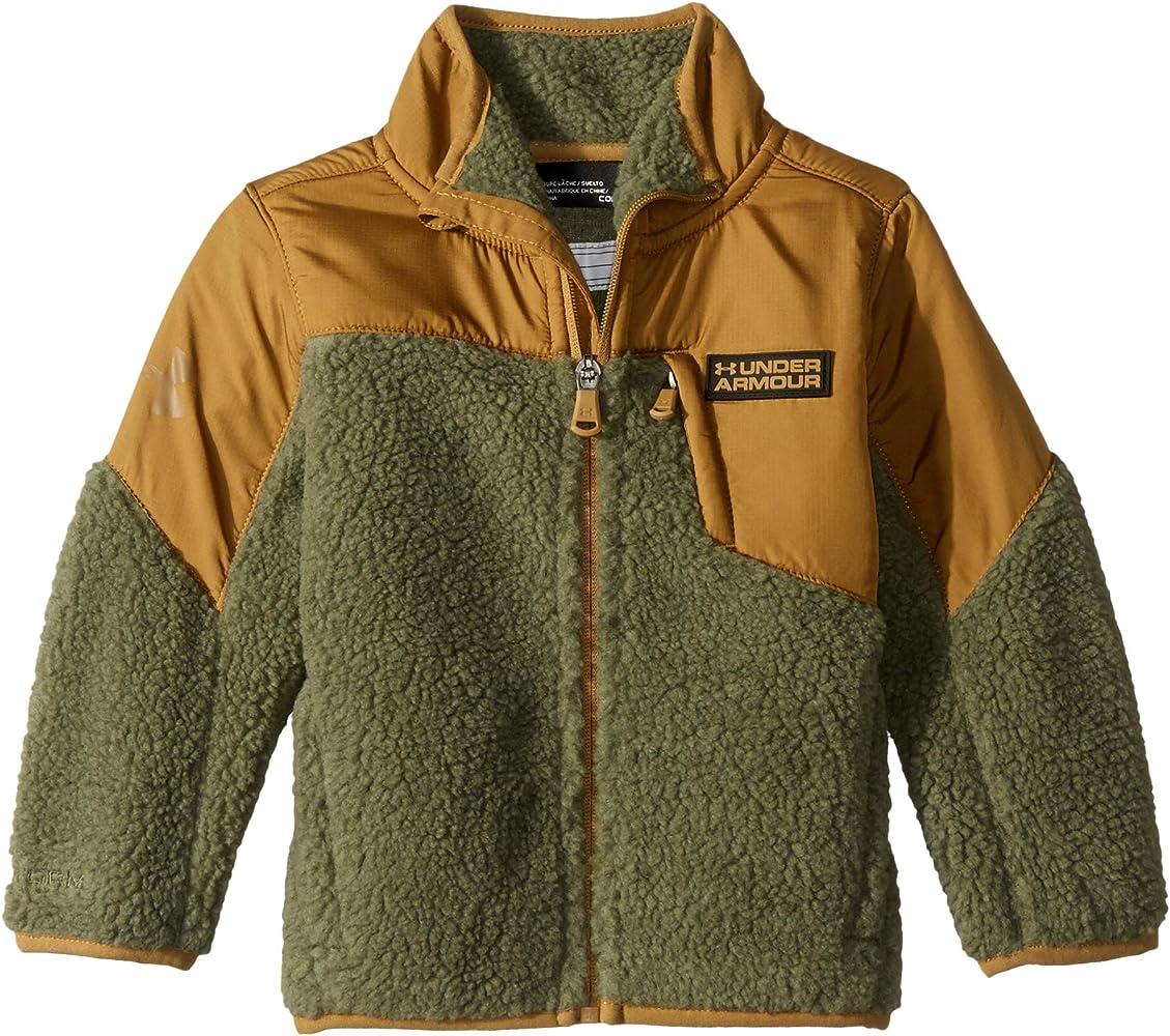 under armour boys fleece jacket