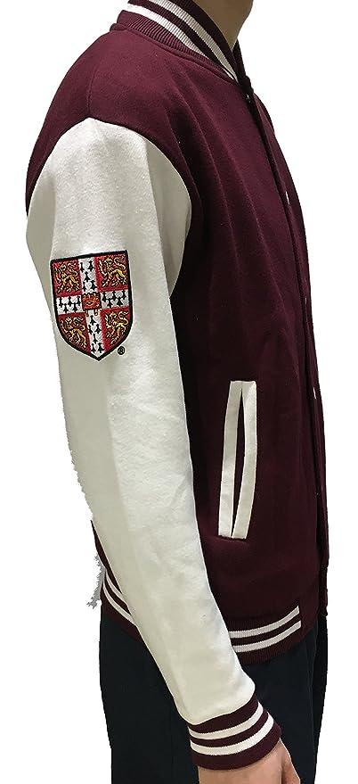 Amazon.com: Official Cambridge University Applique Baseball ...