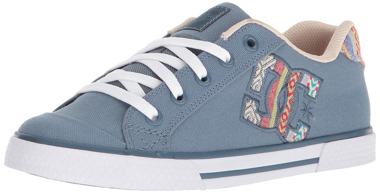 DC Women's Chelsea TX SE Sneaker B0758Y2ZGC 8.5 B B US|Blue/Blue/White